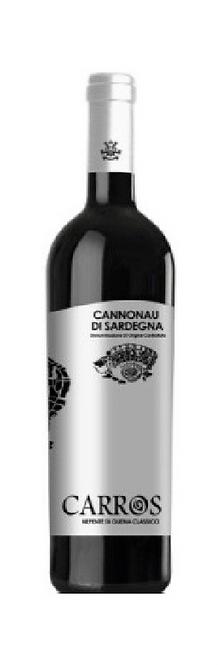 Puddu - Carros Nepente di Oliena, Cannonau di Sardegna DOC, 2012
