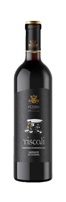 Puddu - Tiscali, Nepente di Oliena, Cannonau di Sardegna DOC, 2019