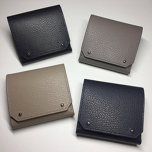 〈BILL FOLD WALLET〉【FORGUE】