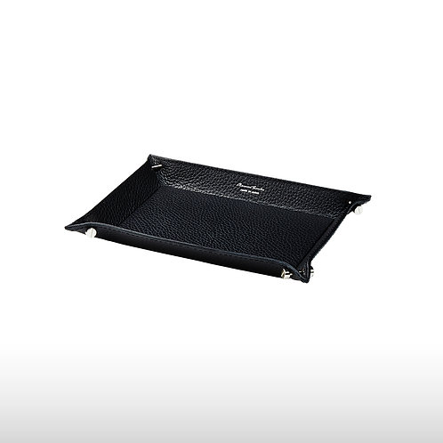 〈LEATHER TRAY (S)〉【BRUFF】
