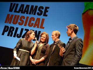 Mithe wint award beste Vlaamse Amateurmusical