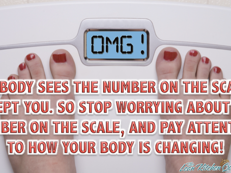 The Scale Is A Tool, Not Your Enemy