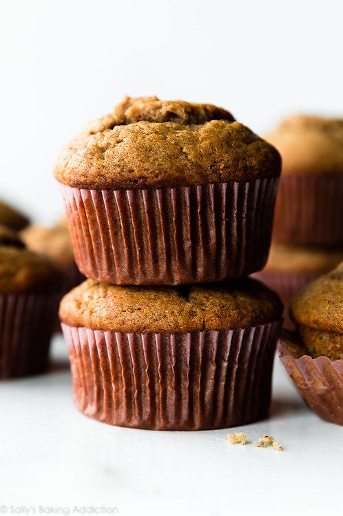 Sugar free Banana Muffins (4)