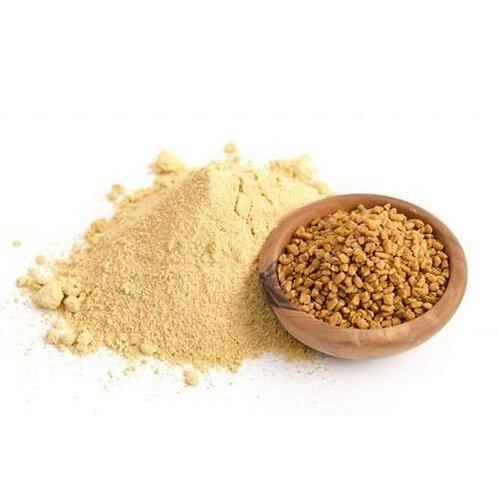 Dried Fenugreek Powder