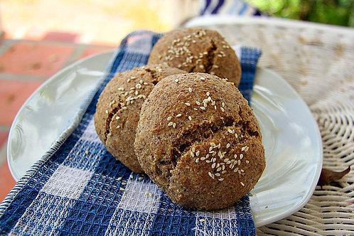 Gluten free Banting Buns (Pack 6)