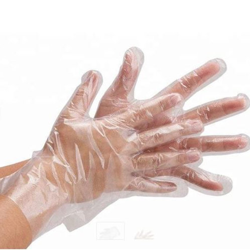 Disposable Plastic Gloves (100s)