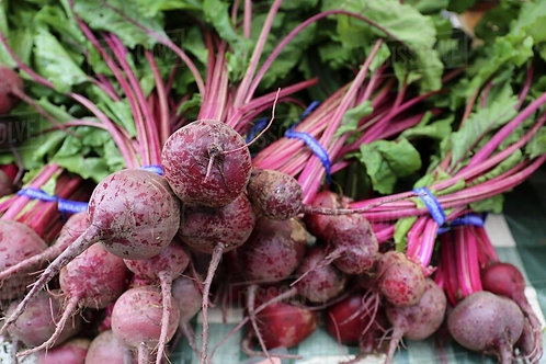 Organic Beetroot Bunch