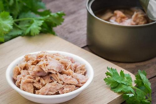 Canned Light Meat Tuna Chunks in Brine (1.7kg)