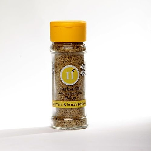 Natural Rosemary & Lemon salt Season