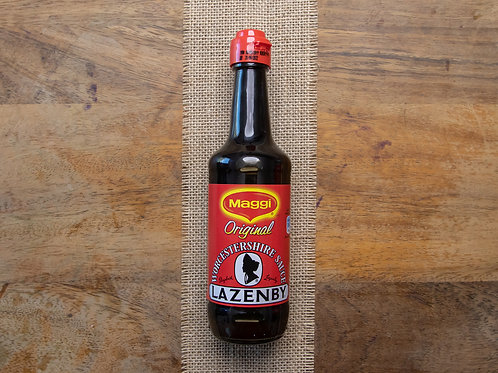 Lazenby Worcestershire Sauce