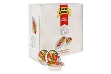 First Choice Mini Butter Tubs (180 x 8g)