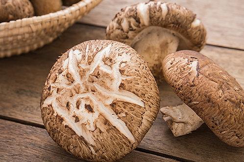Shiitake Mushrooms (250g)