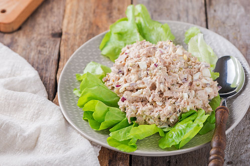 Canned Light Meat Shredded Tuna in Brine