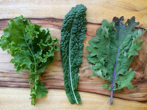 Various Kale