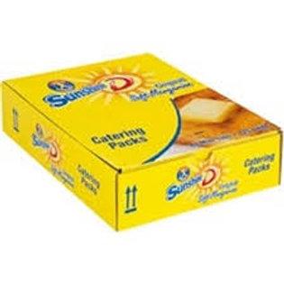 Sunshine-D Mini Butter Tubs (125 x 8g)