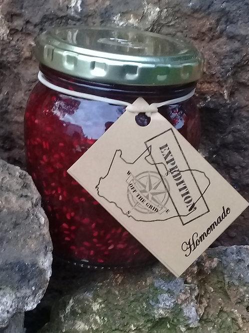 Raspberry Jam (230ml)