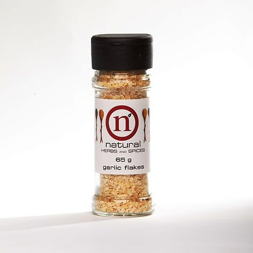 Natural Herbs And Spices Garlic Flakes Shaker