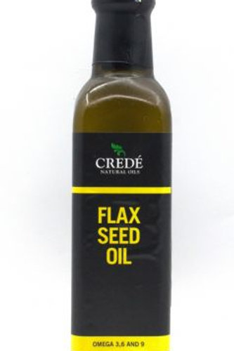Cold-Pressed Flaxseed Oil