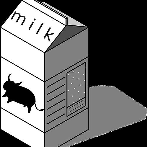 Full Cream Long-life Cows Milk (Box of 6 x 1lt)