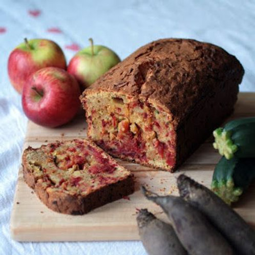 Carrot & Beetroot Bread