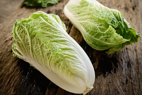 Organic Chinese Cabbage