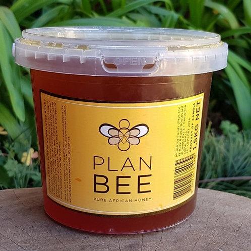 Plan BEE Honey (1.5kg)