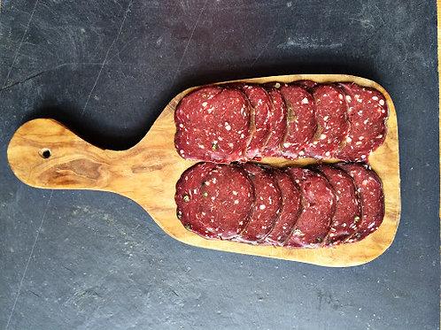Sliced Pepper Salami (1kg)