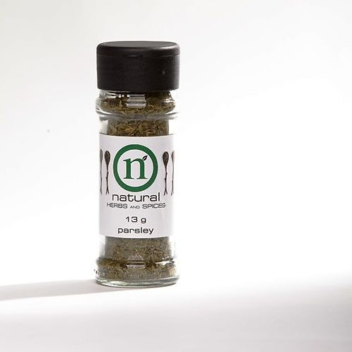 Natural Herbs And Spices Parsley Shaker