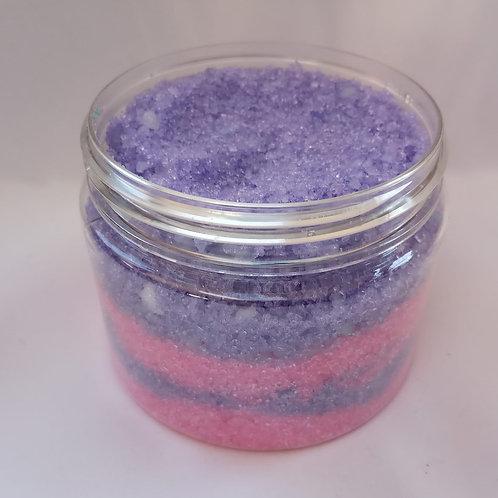 Various Bath Salt Soak