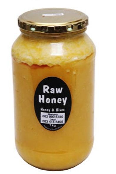Creamed Sunflower Honey