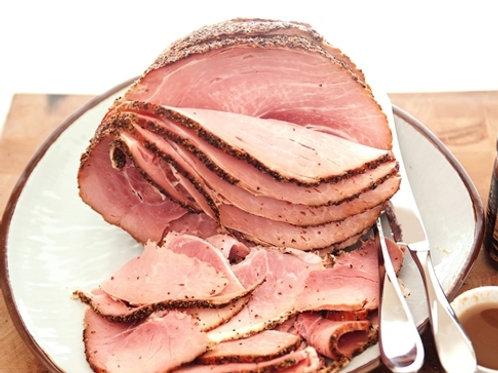 Pepper Ham Sliced (1kg)