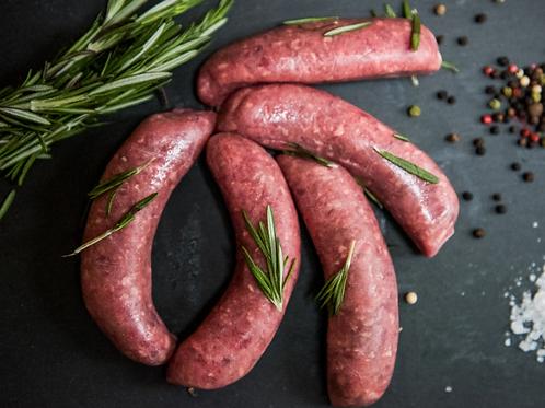 Beef Sausages (1kg)