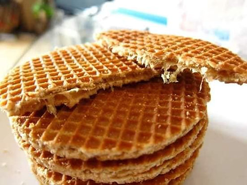 Dutch Syrup Wafels (10 Pack)