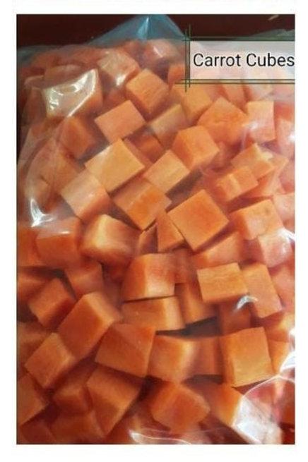 Carrot Cubes