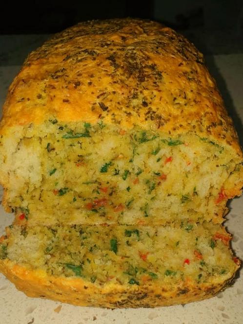 Vegetable Bread