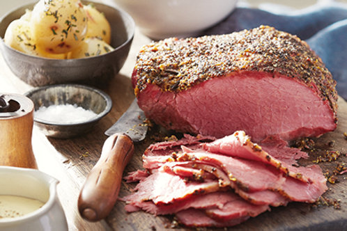 Sliced Cooked Silverside