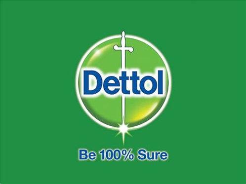 Various Dettol Soap
