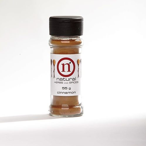 Natural Herbs And Spices Cinnamon Ground Shaker