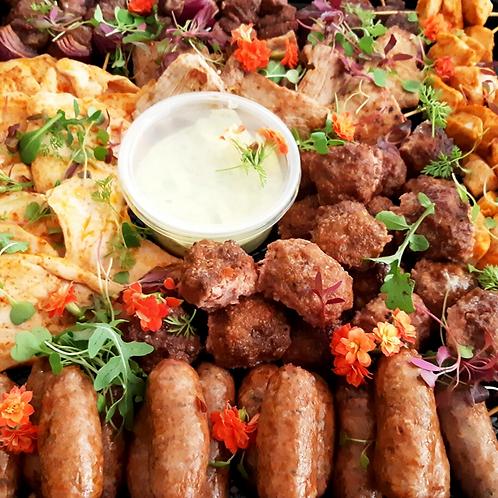 Meat Platter (Serves 4-6)