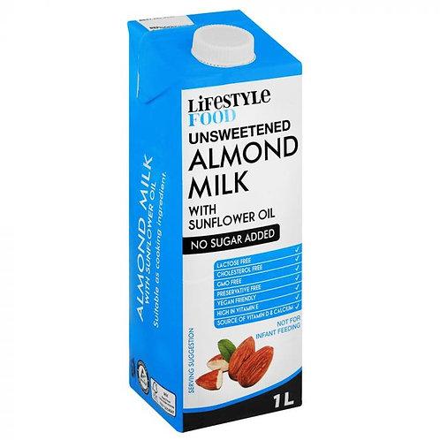 Unsweetened Almond Milk