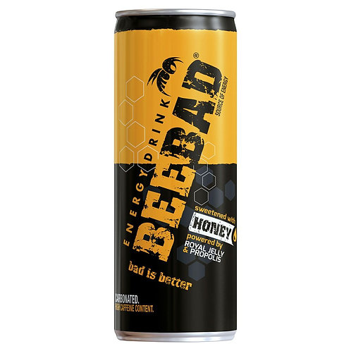 Beebad Natural Energy Drink