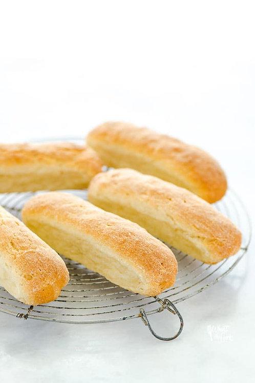Gluten free Hot Dog Rolls