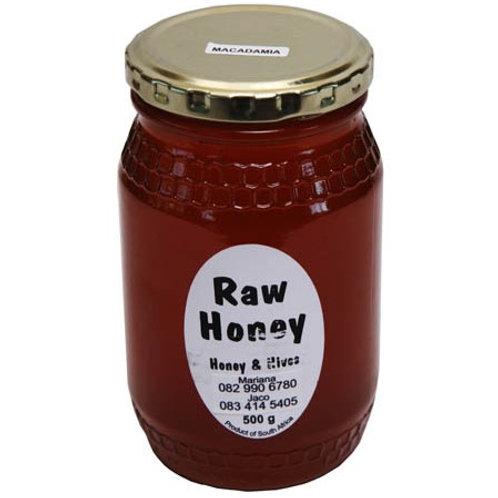 Macadamia Honey (500g)