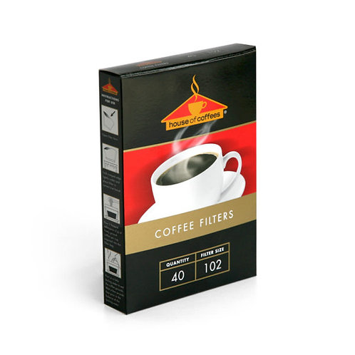 House of Coffees Coffee Filters