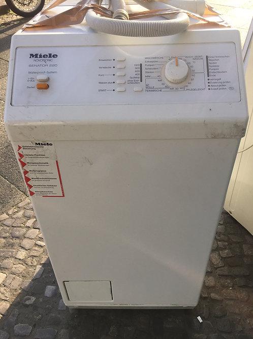 Toplader Waschmaschine Miele