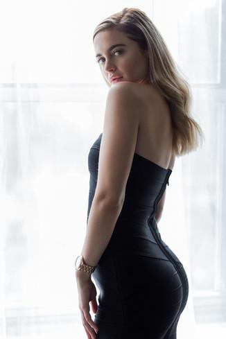 Sela Bay Miles Atlanta Fashion Model