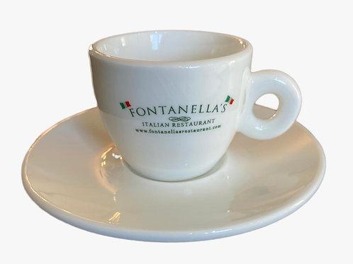 Fontanella's Espresso Cup