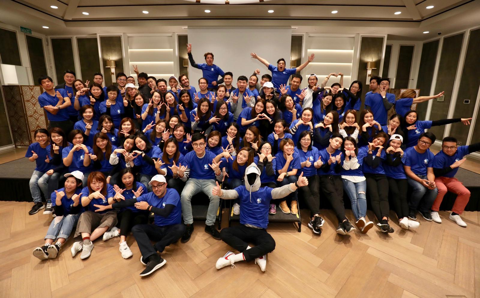 Danone Macau Team Building