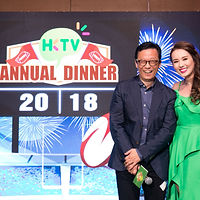 HKTV, Hong Kong Television, Ricky Wong, Rabeea Yeung, Annual Dinner, Annual Party, Staff Pary, HKCEC, Convention Hall, Rugby, Event Management, Event Agency, Annual Dinner Expert, Opening Speech, Management Speech