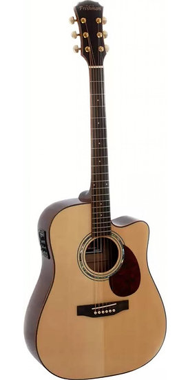Sale - Freshman Apollo 3DC Dreadnought Cutaway Electro Acoustic